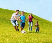 Rodinné životní styl — Stock fotografie