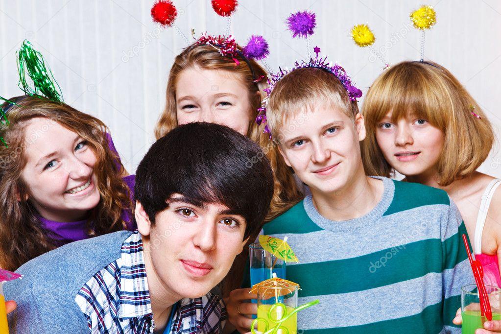 Конкурсы веселые подростковые
