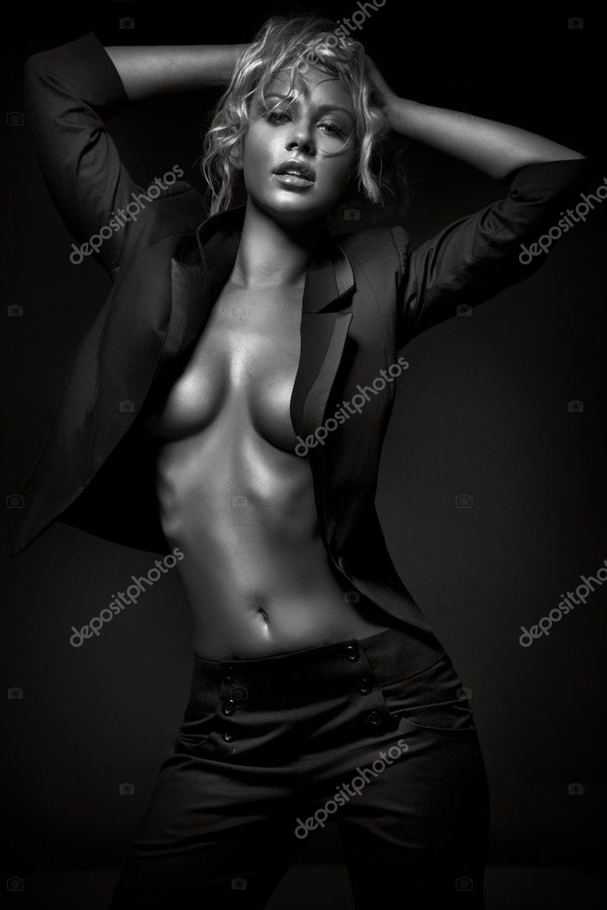 Sexy woman — Stock fotografie #8562865