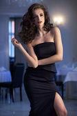 Sexy vrouw — Stockfoto