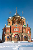 St. Vladimir cathedral — Stock Photo