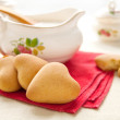 Valentines Cookies — Stock Photo #9892373