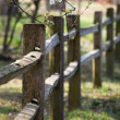Royalty-Free Stock Photo: Fence Rails