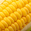 Stock Photo: Corn closeup