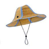 Boonie straw hat — Stock Photo