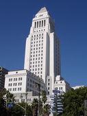 City Hall of Los Angeles — Stock Photo