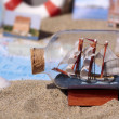 Maritime decoration — Stock Photo
