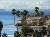 California Coast line — Stock Photo