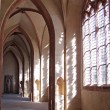 Abbey of Eberbach — 图库照片