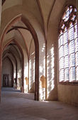 Abbey of Eberbach — Stock Photo