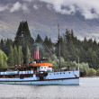 Stock Photo: Steamship TSS Earnslaw
