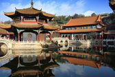 Ancient Chinese Architecture — Stock Photo