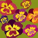 Flowerses — Stock Vector