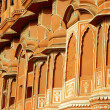Detail, HawMahal, Jaipur, India — Stock Photo #9841489