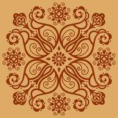 Dekorativní vzor — Stock vektor