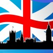 great britain&quot — Stock Vector