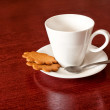 Cup with cookies — Stock Photo #8518611