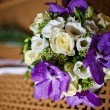 Wedding bouquet — Stock Photo #9757919