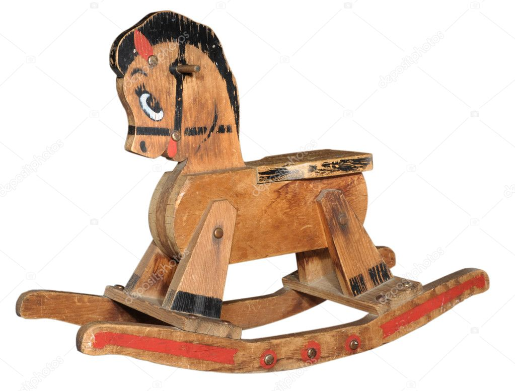 antique wooden rocking horse plans » woodworktips