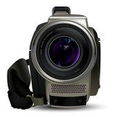 Fotoaparát video — Stock vektor