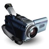 Camera video — Stock Vector