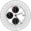 Clocks — Stockvector #9094634