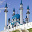Stock Photo: Russia. Kazan.Kreml.Kul Sharif