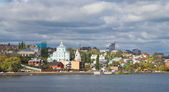 Panorama of Voronezh — Stock Photo