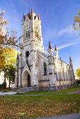 Lutheran church — Stock Photo
