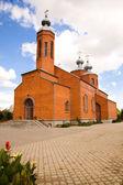 Orthodox church — Стоковое фото