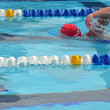 Freestyle Swim Workout — Stock Photo #10640858