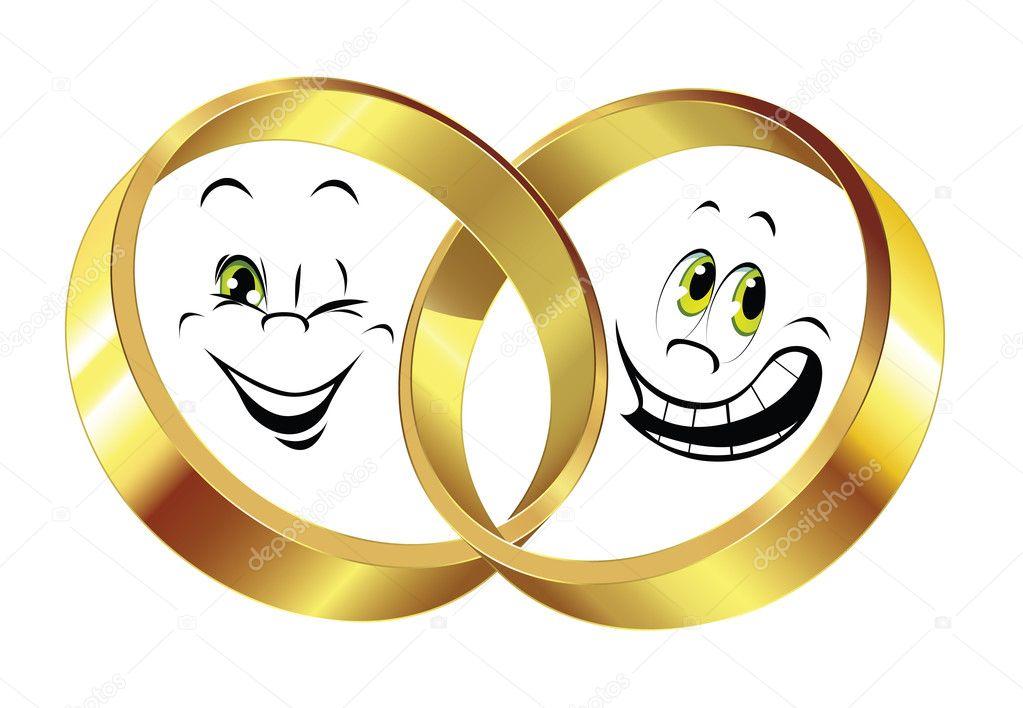 Смайлики на свадьбу фото