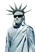 Statue Liberty — Stock Photo