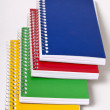 Stock Photo: Notepads
