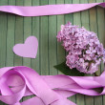 Lilac greetings — Stock Photo #9376956