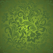 Paisley seamless background. — Stock Vector