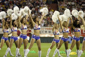 Cheerleaders — Стоковое фото