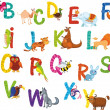 thumbnail of Animals alphabet