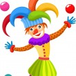 Royalty-Free Stock Vector Image: Clown.