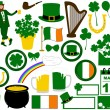 Illustration of Saint Patrick's Day — Image vectorielle