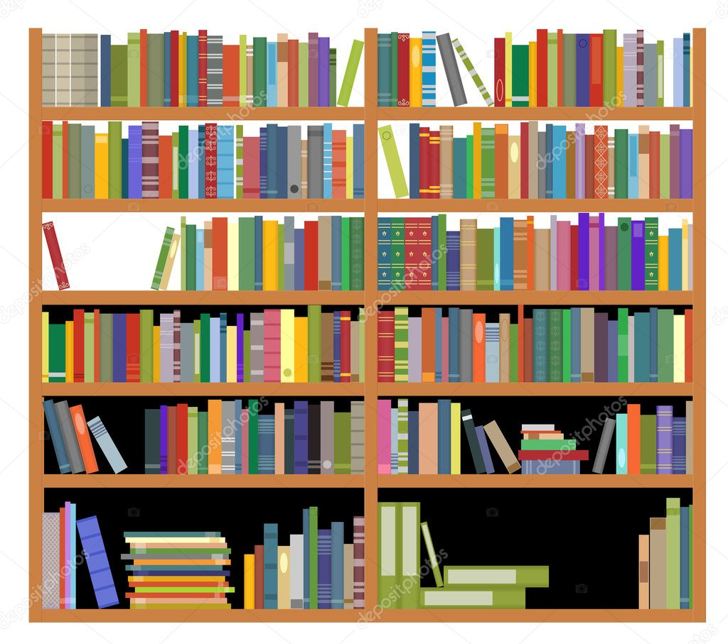 29 Excellent Bookcases With Books Yvotube Com