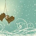 Valentine frame — Stock Vector #8566290