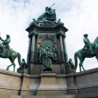 Stock Photo: Maria-TheresMonument, Vienna