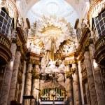 Altar at St. Charles church — Stock Photo #10348173