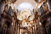 алтарь в церкви сент-чарльз — Стоковое фото