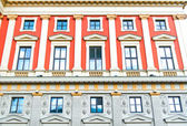 Viennese Music Association (famous Vienna concert hall) — Stock Photo