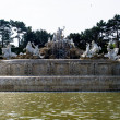 The Neptune fountain - Stockfoto