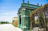 Parco del Palazzo di schonbrunn — Foto Stock