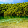 Plitvice Lakes National Park in Croatia, beautiful landscape — ストック写真