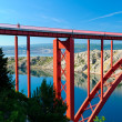 The Maslenica Bridge in Croatia - Photo